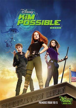 Kim Possible 2019 Full English Movie Download 720p HDRip ESubs