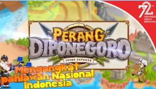 Game Android Indonesia Pangeran Diponegoro - Tower Defense