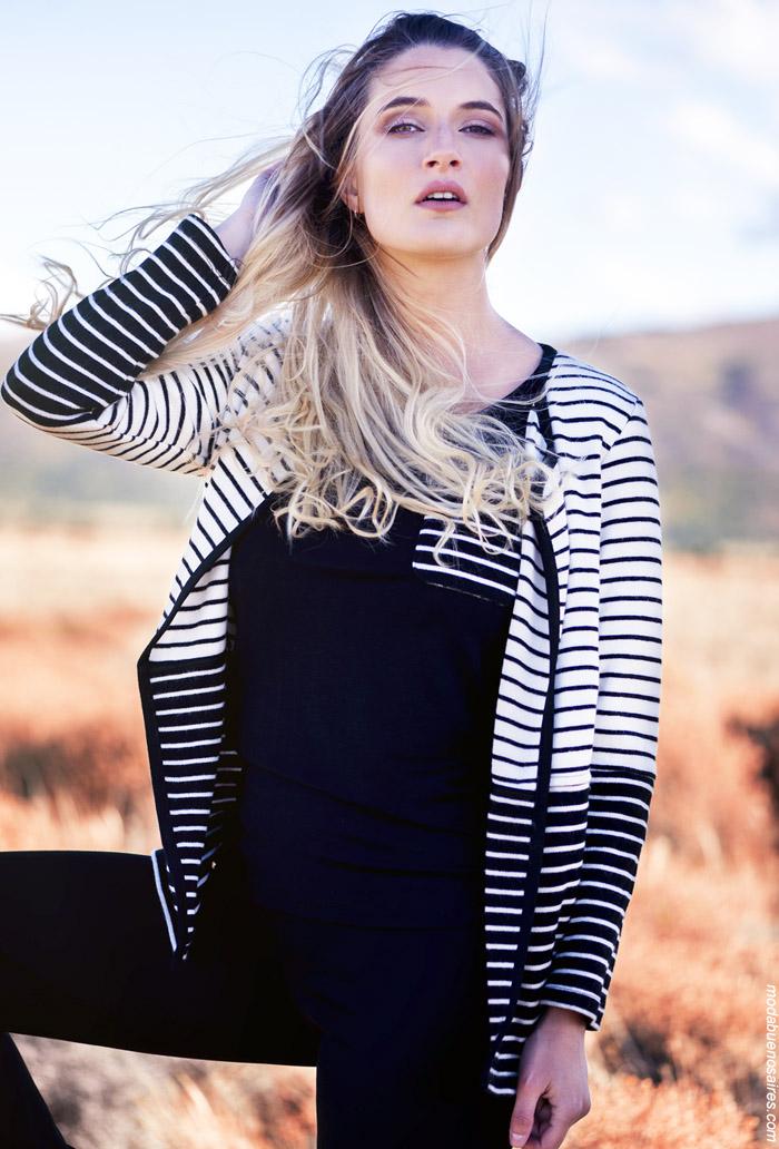 Moda mujer invierno 2019 ropa.
