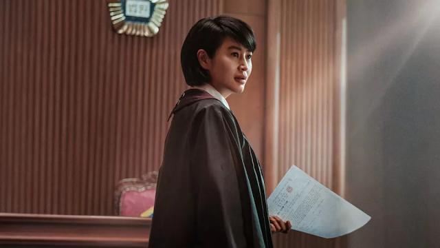 2022年1月《少年審判》金憓秀、金武烈