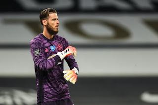 De Gone? Premier League legend reveals big decision on Man United goalkeeper's future after series of mistakes