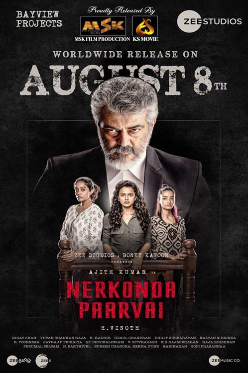 Review Filem Nerkonda Paarvai