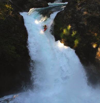Aeon Russo, Alerces Falls, argentina kayak waterfall , WhereIsBaer.com Chris Baer