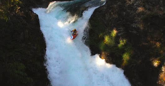 Where Is Baer ?: Expedition: Short For Epic? Rio Manso, Chile