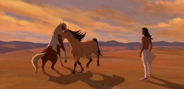 Σπίριτ: Το Άγριο Άλογο (2002)