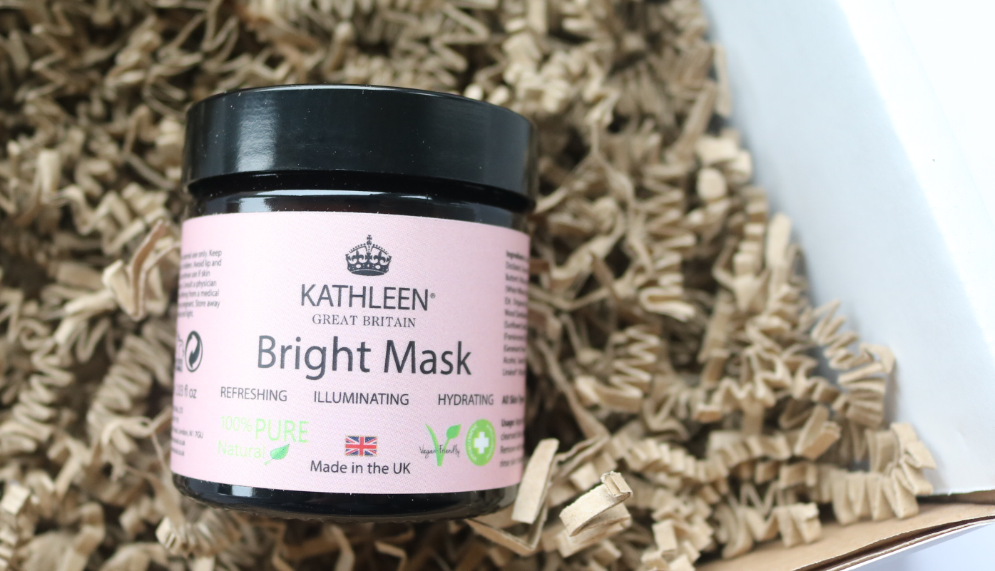 Kathleen Natural Bright Mask