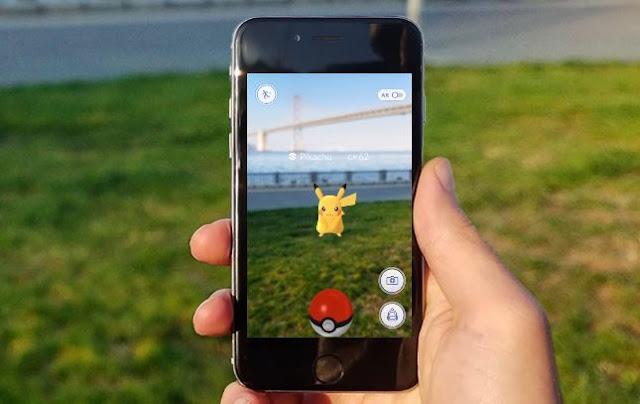 Cara Jitu Melempar Pokeball di Pokemon GO Dengan Tingkat Keberhasilan Tinggi