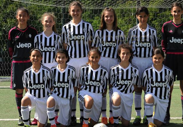 Juventus Luncurkan Tim Sepakbola Wanita