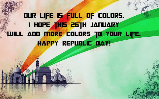 Latest Republic day 2018 Wishes