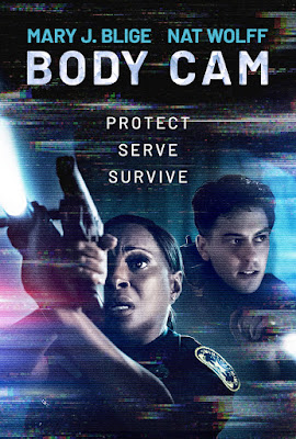 Body Cam [2020] [DVD R1] [Latino]