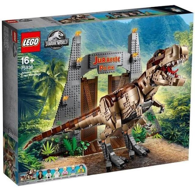 Lego Dinosaurus