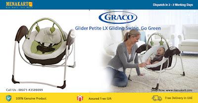 Graco Glider Petite LX Gliding Swing