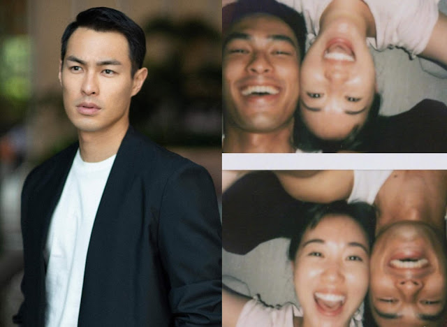 Tony Yang Announces That His Fiancee is Pregnant with Their First Child