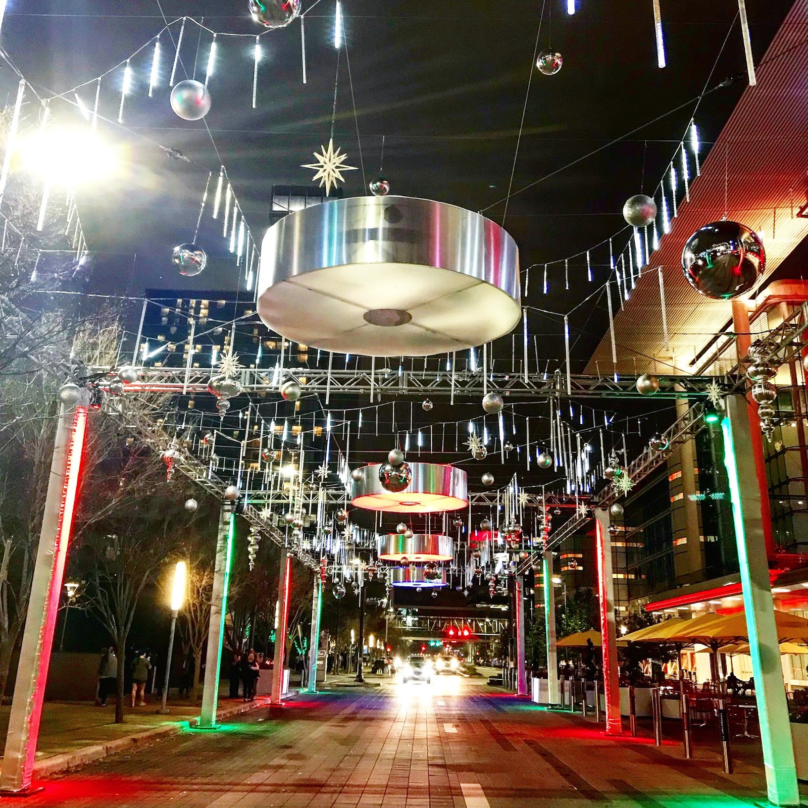 Discovery Green Is All Lit Up For This Holiday Season