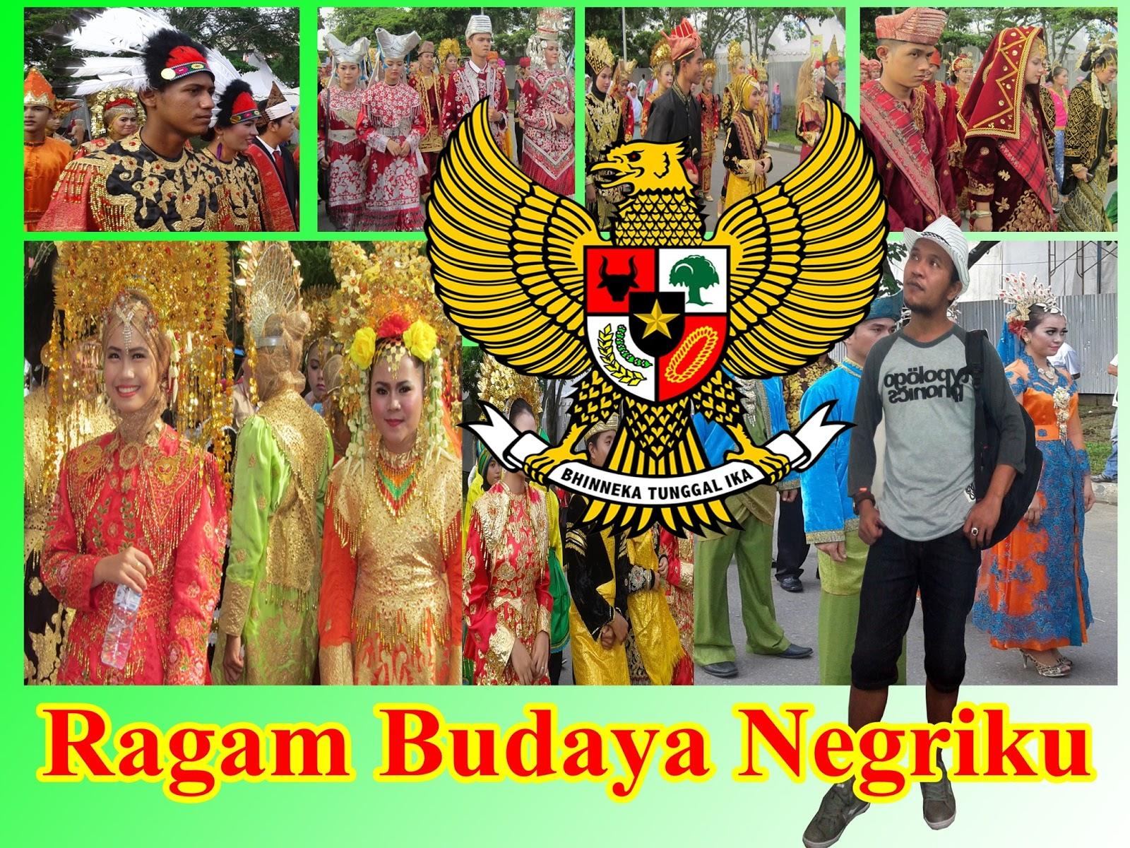 Ragam Budaya Negeri Ku Indonesia Q Beritakan