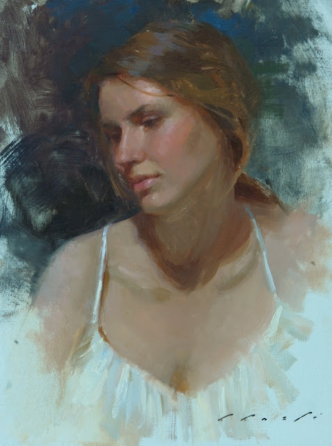 Suchitra Bhosle   Indian Figurative Painter   Woman Paintings