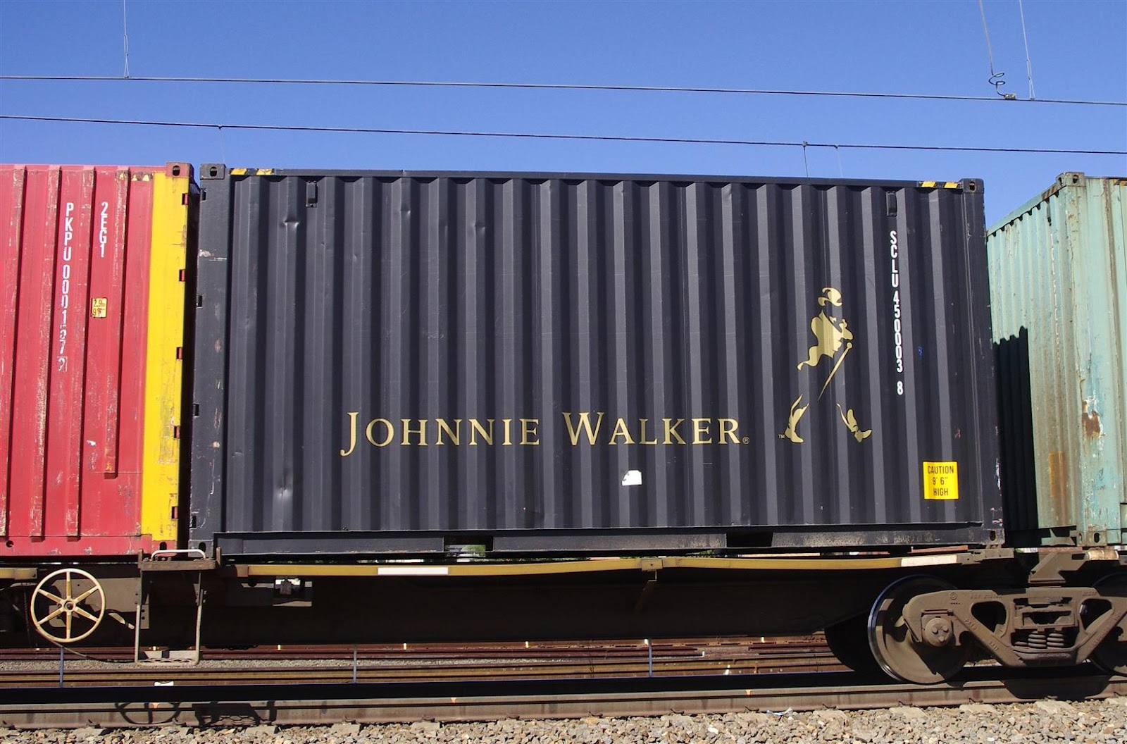 Tapware Brisbane Rollingstock News Johnnie Walker By Rail