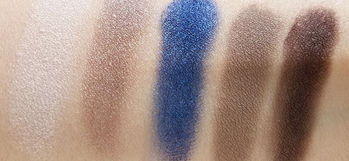 L´Oréal Paris - La Petite Eyeshadow Palette - Stylist - Swatches - Madame Keke Luxury Beauty Blog
