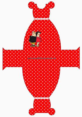 Este es para cajas con forma de vestido,  haz clic aquí para ver el tutorial.