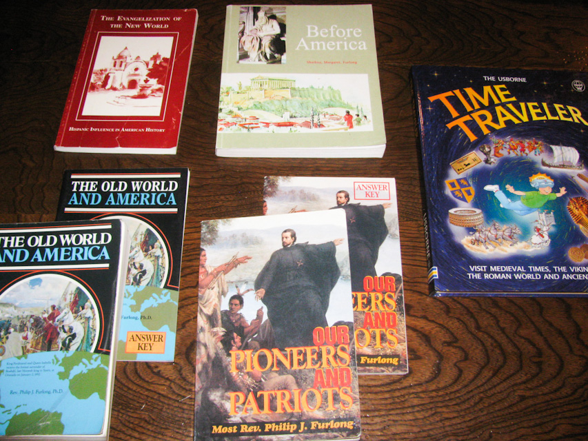Shower of Roses: Trina's Used Book Sale