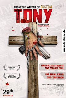 Tony First Look Poster 2