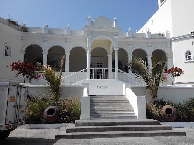 Restaurante Astrid y Gastón en Lima Perú