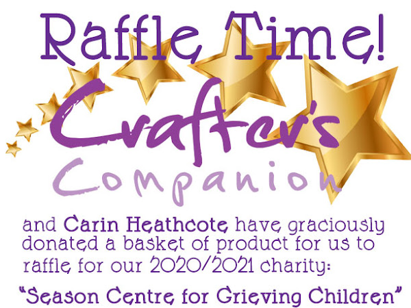 It's Raffle time here at Paper Lane Studio!!!