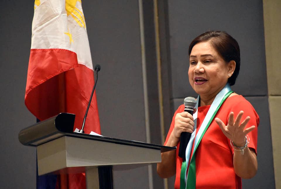 Cynthia Villar backs nurses' salary increase