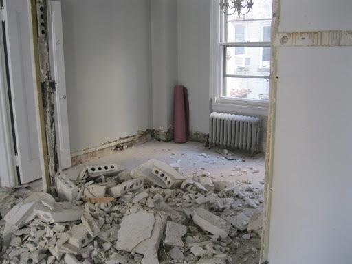 Cải tạo nhà chung cư cần hạn chế phá dỡ tối đa