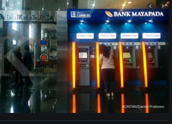 mor Telepon Kantor Bank MAYAPADA di Medan