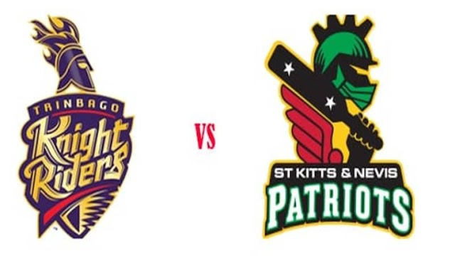 CPL T20 Match 1: Trinbago Knight Riders vs St Kitts and Nevis Patriots Live Streaming, Scores, Highlights