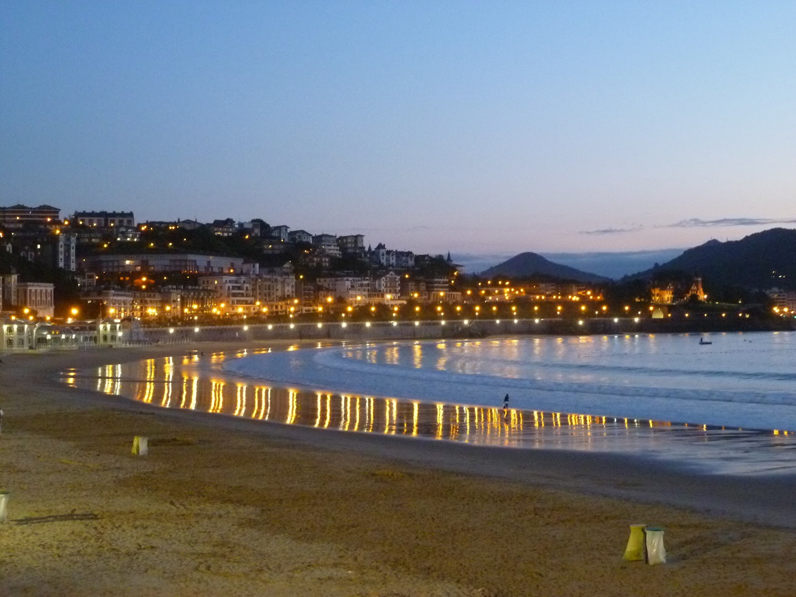 Denise M Hartman Weekend At The Beach San Sebastian Spain