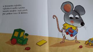 Libro per bambini con alette sullo spannolinamento dai 2 anni