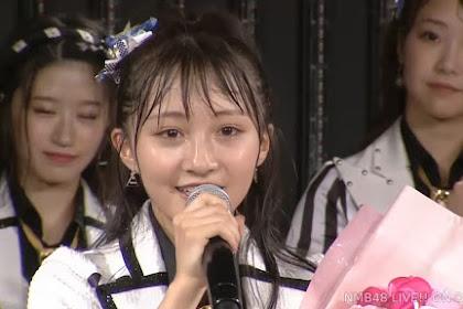 NMB48 '2 ban-me no Door' 190816 BII5 LIVE 1830 (Yamamoto Ayaka Birthday)
