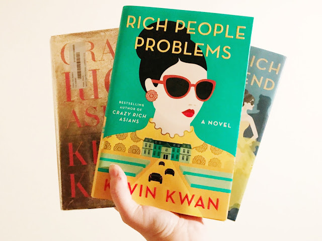 Crazy Rich Asians, Kevin Kwan, Booksparks, SRC2017