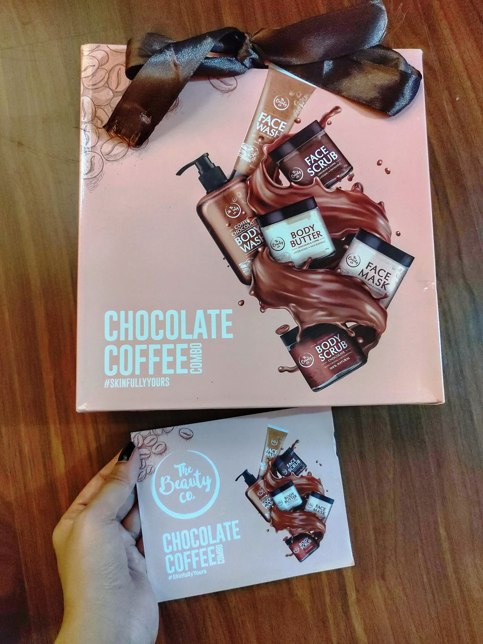 Chocolate Coffee Haul from the Beauty Company