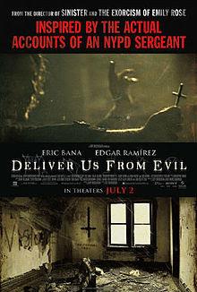 Sinopsis Film Deliver Us from Evil (2014)