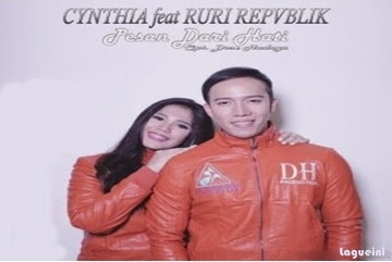 Pesan Dari Hati - Ruri Repvblik feat Cynthia