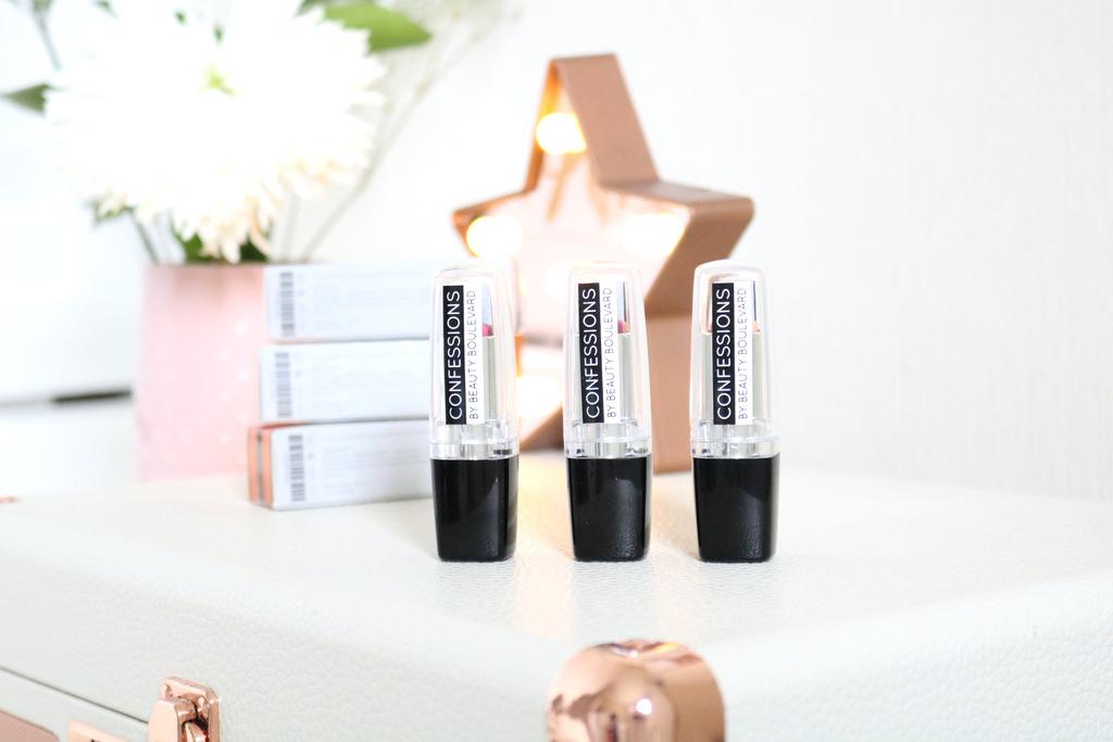Beauty BLVD Confessions Lip Tints