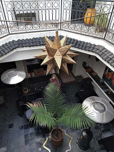 riad La Voûte Étoilée marrakech