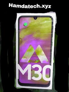 سعر ومميزات هاتف Samsung Galaxy M30