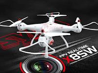 Spesifikasi dan kelebihan drone syma X8SW