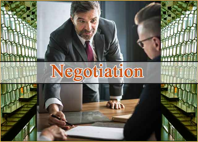 What are Negotiation Skills – Objectives – Preparation – Questions