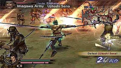 Download Game Samurai Warriors 2 PC