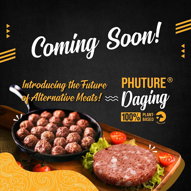 Phuture Daging - The Pioneer of 100% Plant-Based Meat