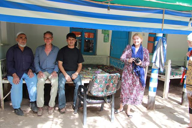 Tadjikistan, Haut-Badakhshan, Pamir, Yazgand, Ezgand, Lakay, Khush, © L. Gigout, 2012