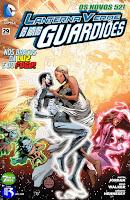 Os Novos 52! Lanterna Verde - Os Novos Guardiões #29