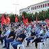 Ιωάννινα:Μαχητική διαδήλωση του ΚΚΕ  για την απόσυρση του αντεργατικού νομοσχεδίου