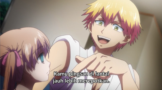 Kai Byoui Ramune Episode 01 Subtitle Indonesia