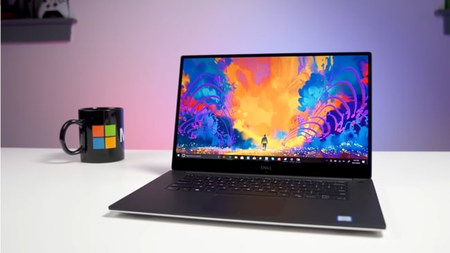 Dell XPS 15 9570 laptop for programming of other than iOS/Mac and medium and above levels of deep learning.
